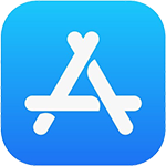 An image of the App Store icon