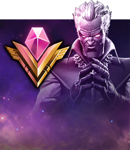 An image of the Grandmaster with the Summoner Sigil icon.