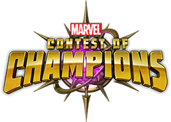 Image of the Marvel Contest of Champions logo