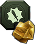 Icon for the Greater Strength Mastery