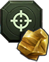 Icon for the Lesser Precision Mastery