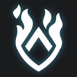 An image of the logo for alliance wars